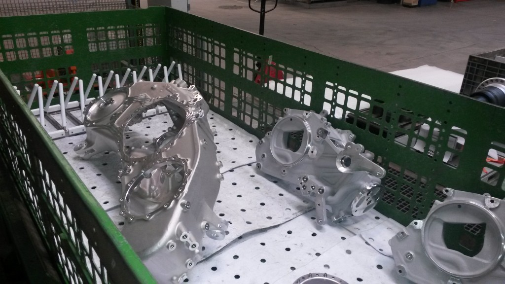 Custom baskets and spare parts for machinery